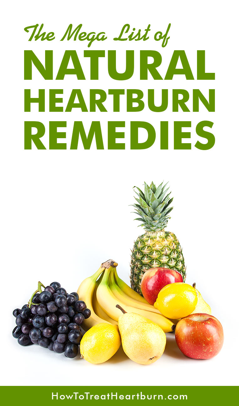 homemade remedy for heartburn
