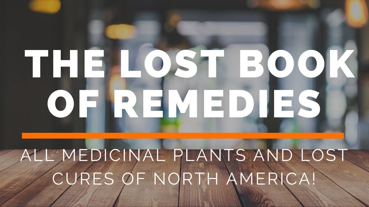 The Lost Book Of Remedies Extra Bonuses